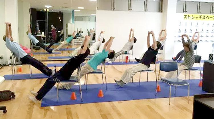 糖尿病運動教室